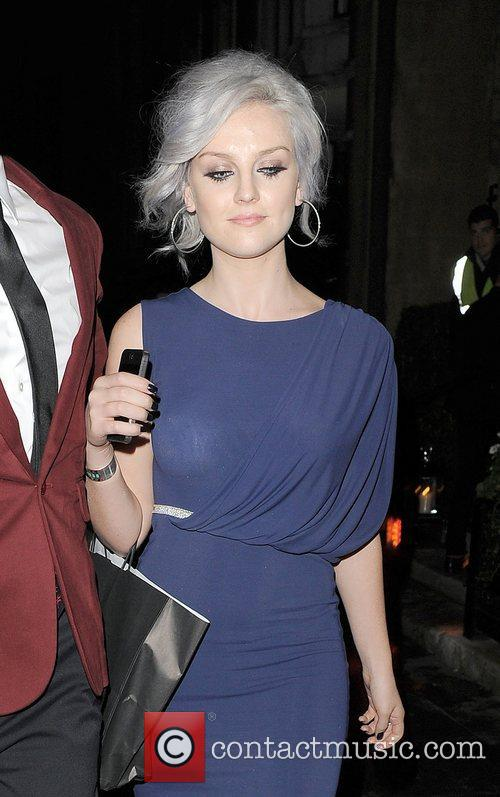 Perrie Edwards, Little Mix, Attitude Magazine Awards and One Mayfair 1