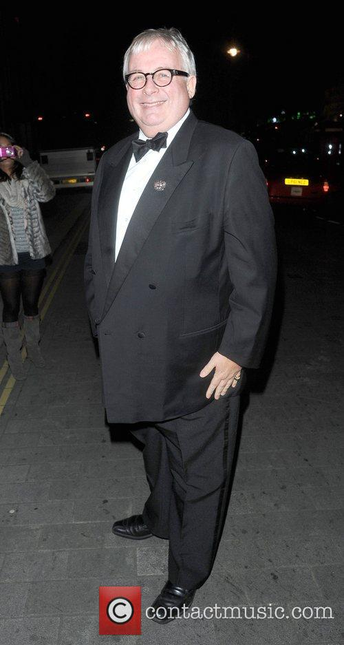 Christopher Biggins leaving the Attitude Magazine Awards held...