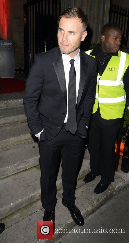 Gary Barlow The Attitude Magazine Awards held at...