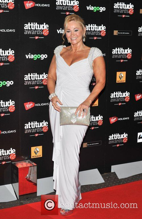 Amanda Wills Attitude Magazine Awards held at One...