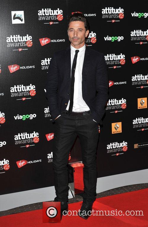 Jake Canuso Attitude Magazine Awards held at One...