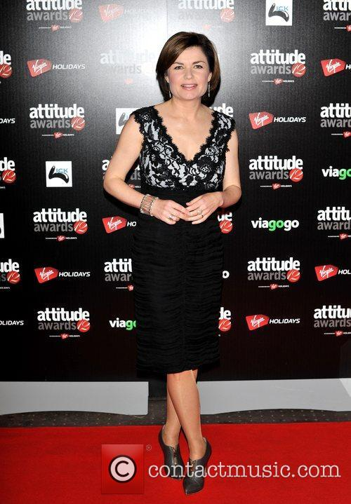 Jane Hill Attitude Magazine Awards held at One...