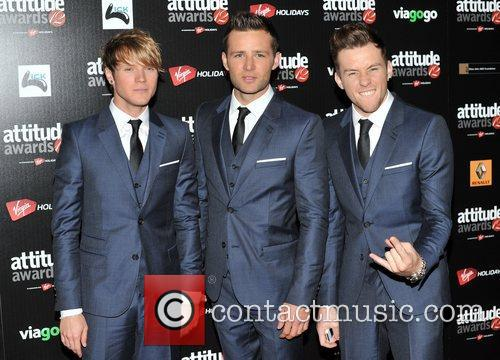 McFly Attitude Magazine Awards held at One Mayfair...