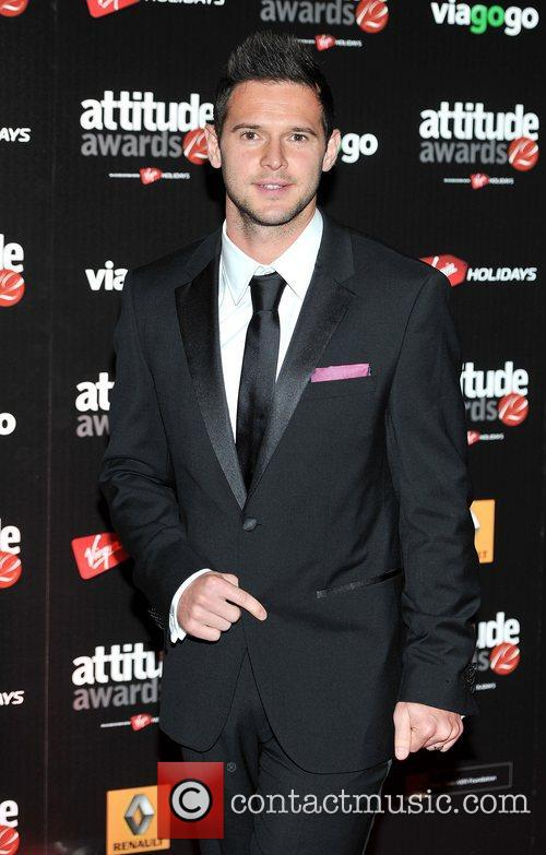 Matt Jarvis Attitude Magazine Awards held at One...