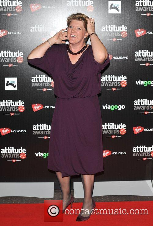 Clare Balding Attitude Magazine Awards held at One...