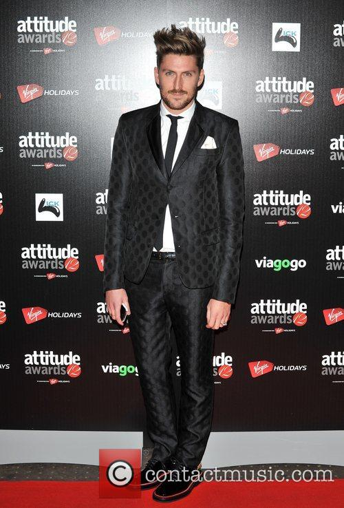 Henry Holland Attitude Magazine Awards held at One...