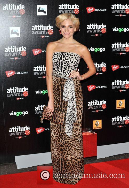 Pixie Lott Attitude Magazine Awards held at One...
