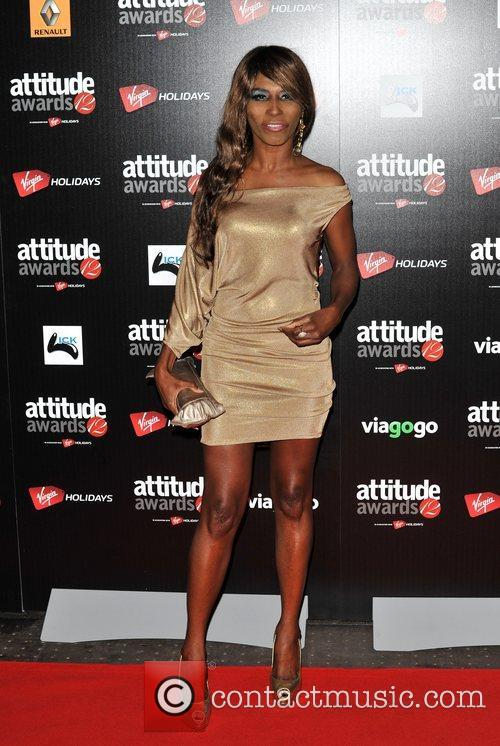 Sinitta Attitude Magazine Awards held at One Mayfair...