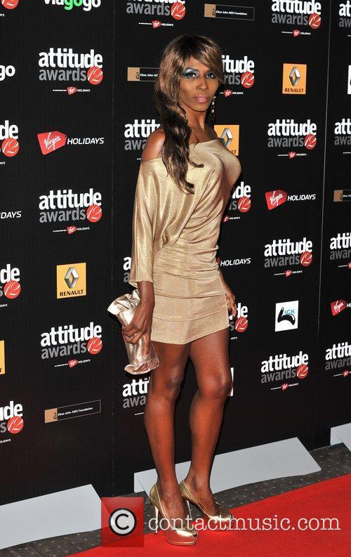 Attitude Magazine Awards held at One Mayfair -...