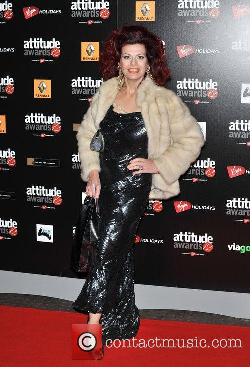 Cleo Rocos Attitude Magazine Awards held at One...