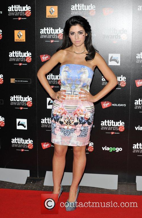 Marina Diamandis Attitude Magazine Awards held at One...