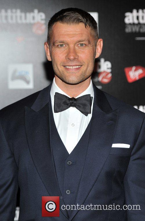 John Partridge Attitude Magazine Awards held at One...