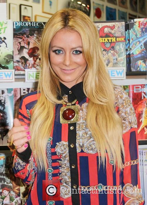 Aubrey O'day, Risk Podcast, Nerdist Showroom, Meltdown Comics and Hollywood 2