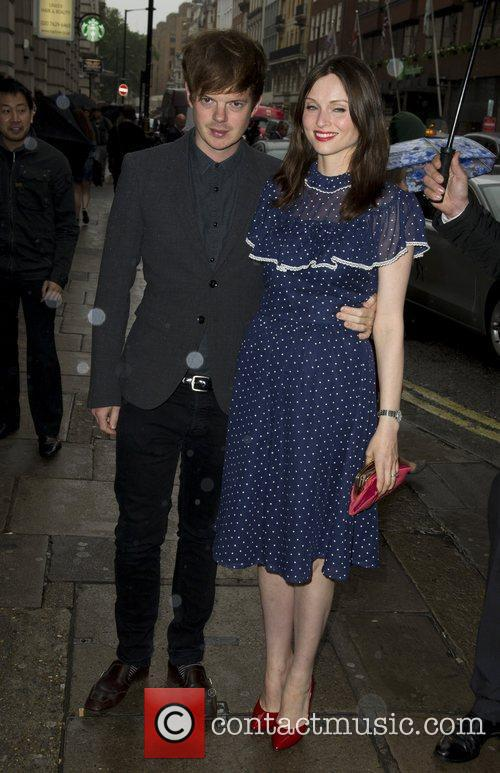 Sophie Ellis-bextor and Richard Jones 1
