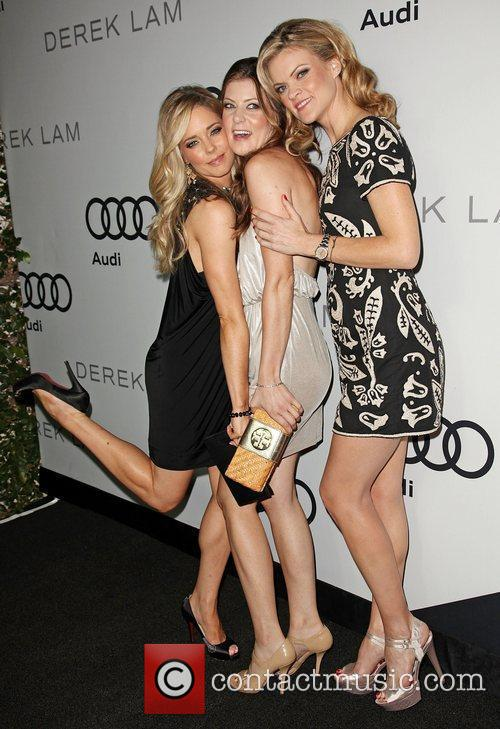 Christina Moore, Meredith Pyle, and Missi Pyle Audi...