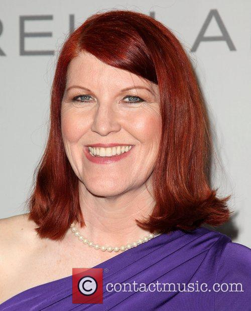 Kate Flannery and Emmy Awards 1