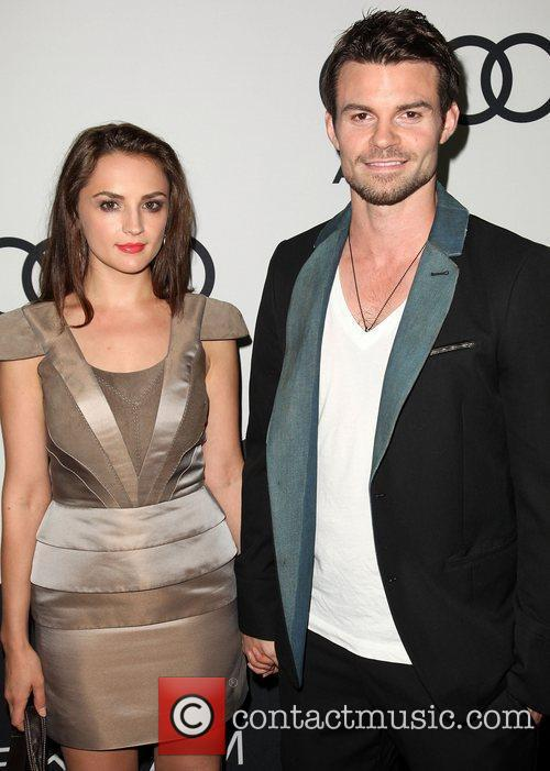 Rachel Leigh Cook and guest Audi and Derek...