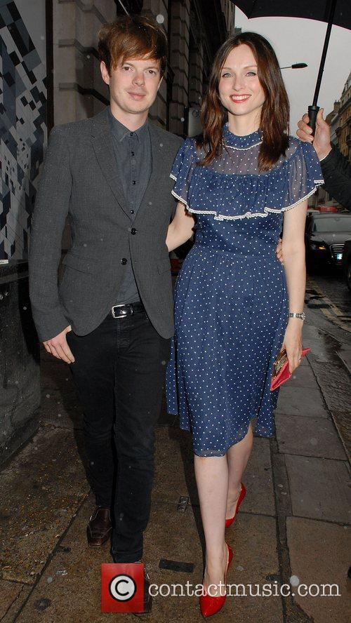 Richard Jones and Sophie Ellis-bextor 3