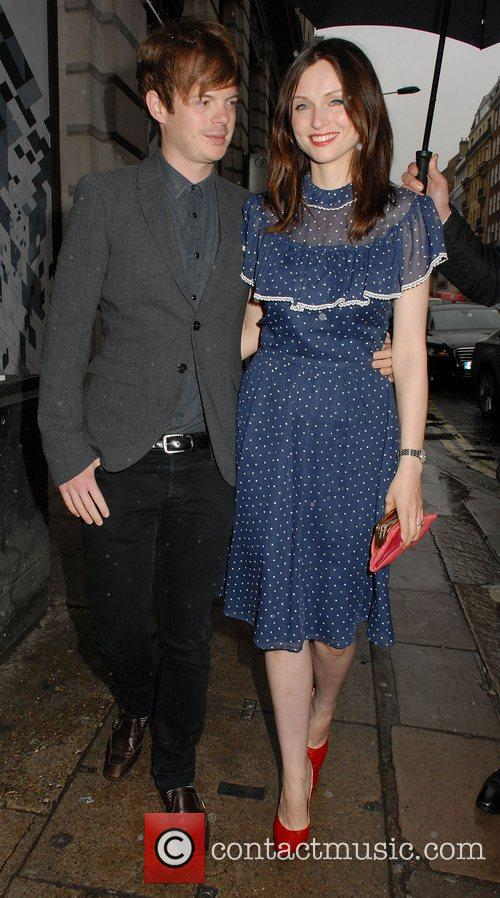 Richard Jones and Sophie Ellis-bextor 4