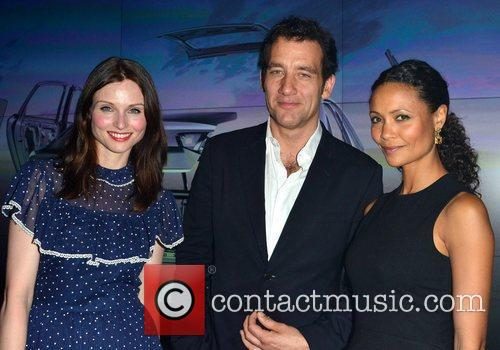 Sophie Ellis-bextor, Clive Owen and Thandie Newton 3