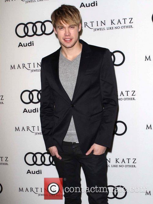 Chord Overstreet and Golden Globe 2