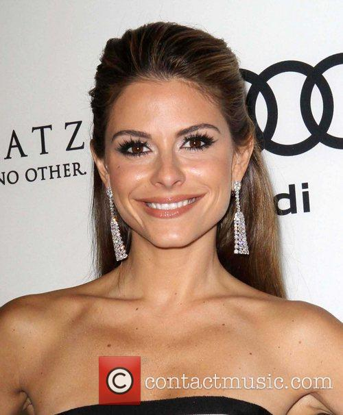 Maria Menounos and Golden Globe 2
