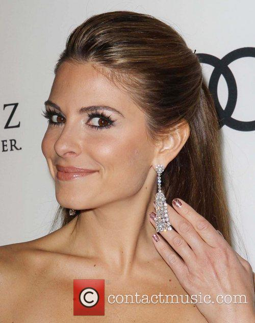 Maria Menounos and Golden Globe 3