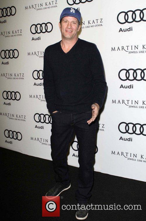 Thomas Jane and Golden Globe 3