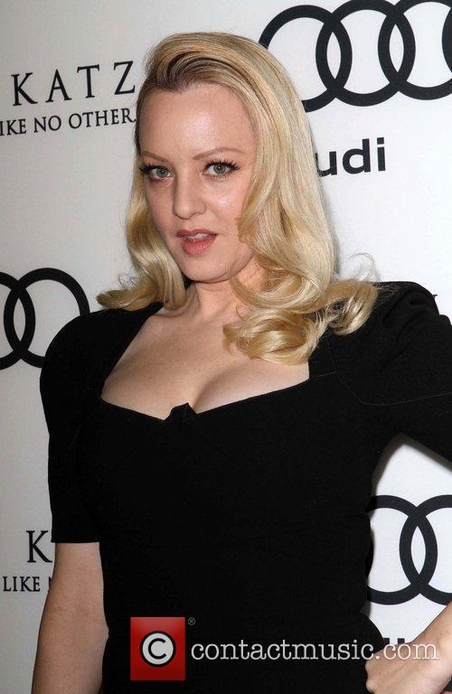 Wendi McLendon-Covey and Golden Globe 1
