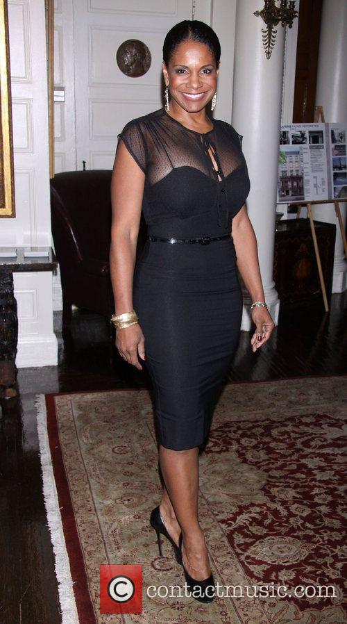 Audra McDonald attending the The Players Special Pipe...