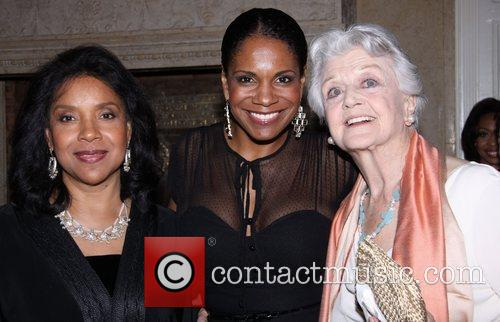 Phylicia Rashad, Audra Mcdonald and Angela Lansbury 3