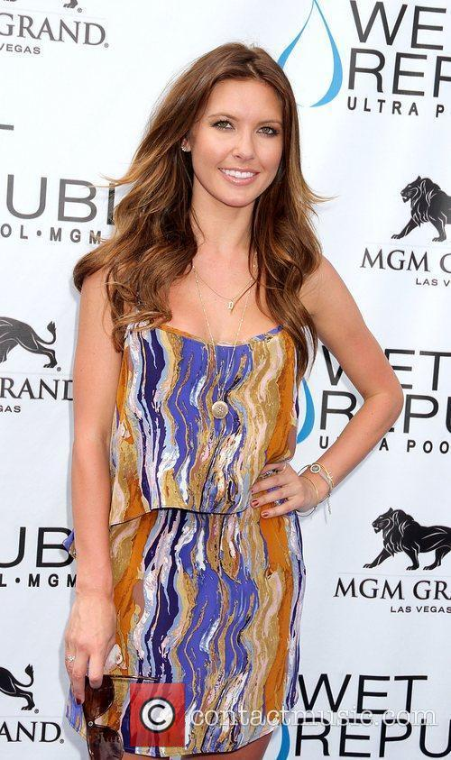 Audrina Patridge and Mgm 3