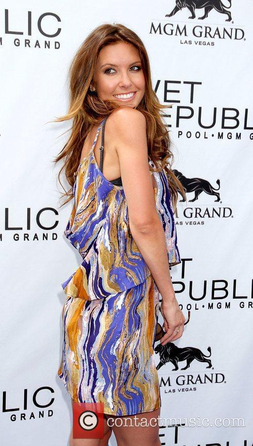 Audrina Patridge and Mgm 4