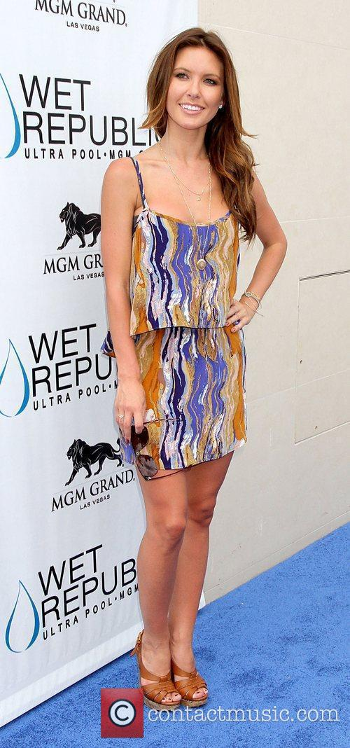 Audrina Patridge and Mgm 5