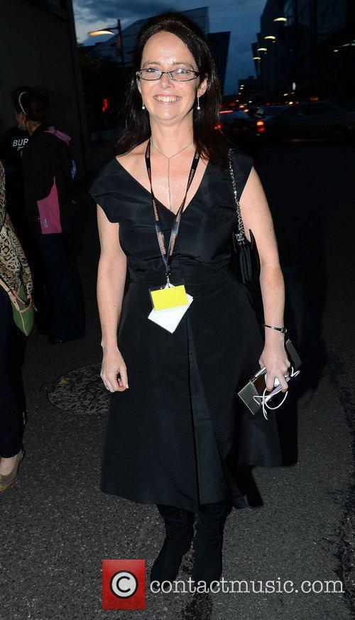 Melanie Verwoerd Celebrities attend the Aung San Suu...