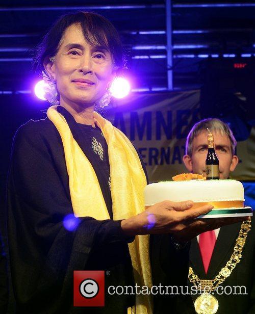 Aung San Suu Kyi  Aung San Suu...