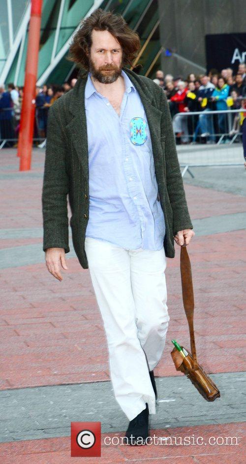 Liam O'Maonlai arrives for the public Dublin City...