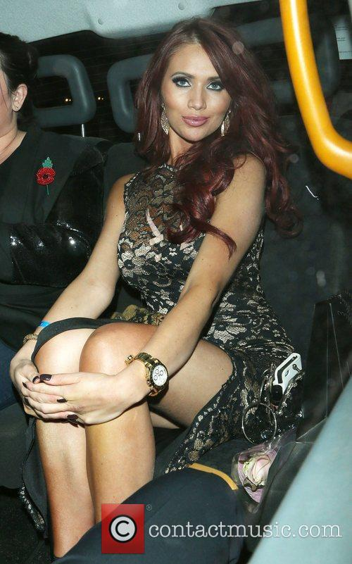 Amy Childs and Aura 2