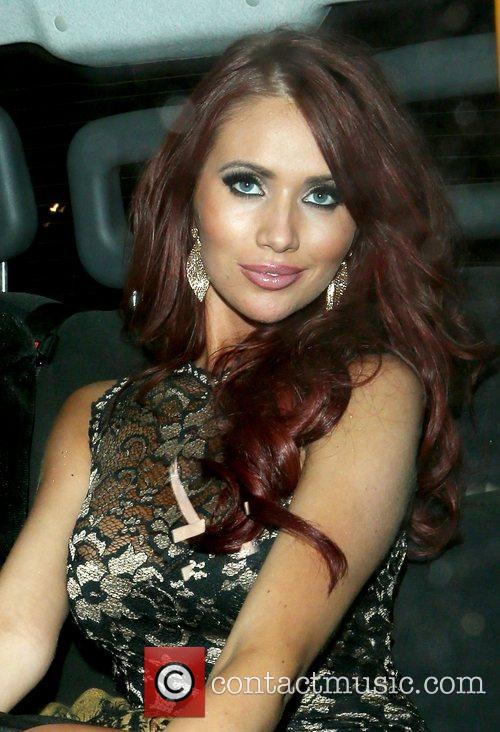 Amy Childs and Aura 6