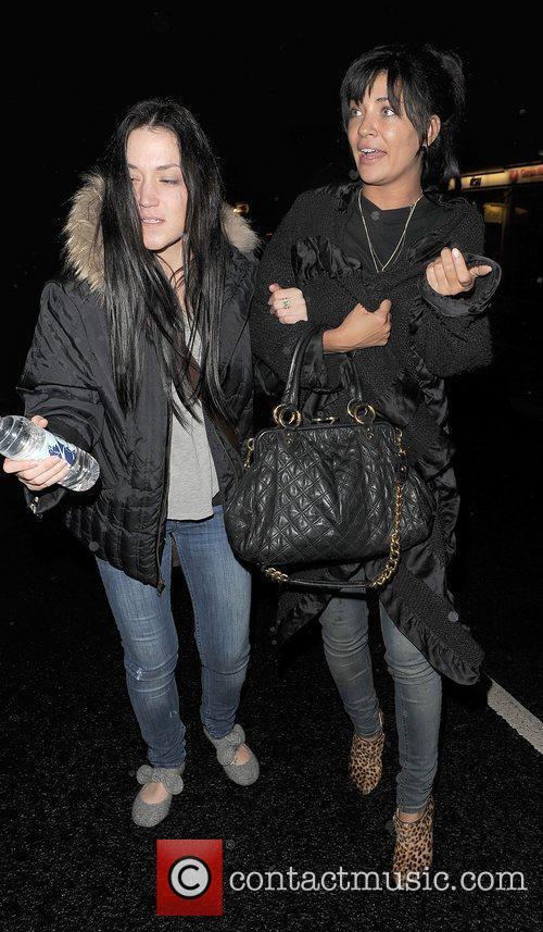 Gossip Girl, Jessica Szohr and Aura Nightclub 12