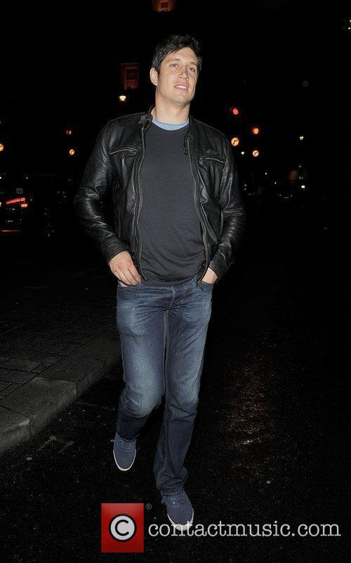 Vernon Kay and Aura Nightclub 1