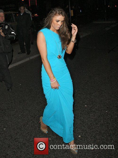 Brooke Vincent and Aura Nightclub 6