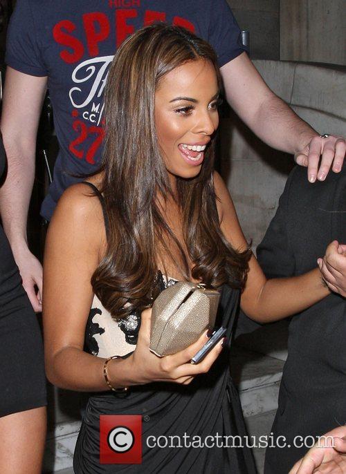 Rochelle Wiseman and Aura Nightclub 11