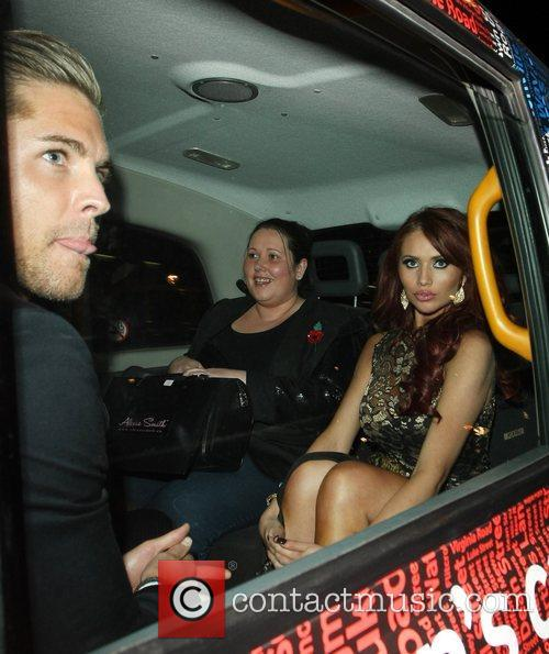 Amy Childs and David Peters 10