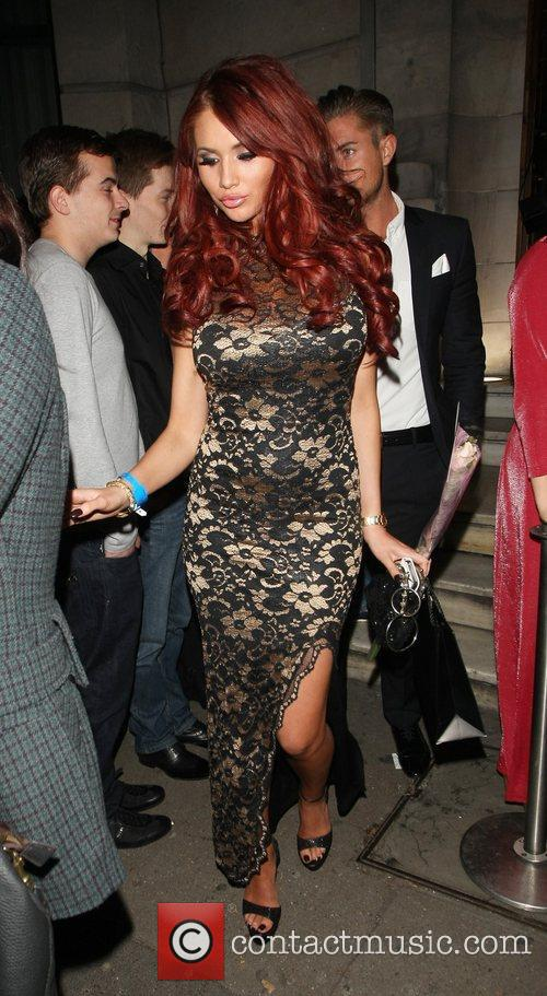 Amy Childs and David Peters 8