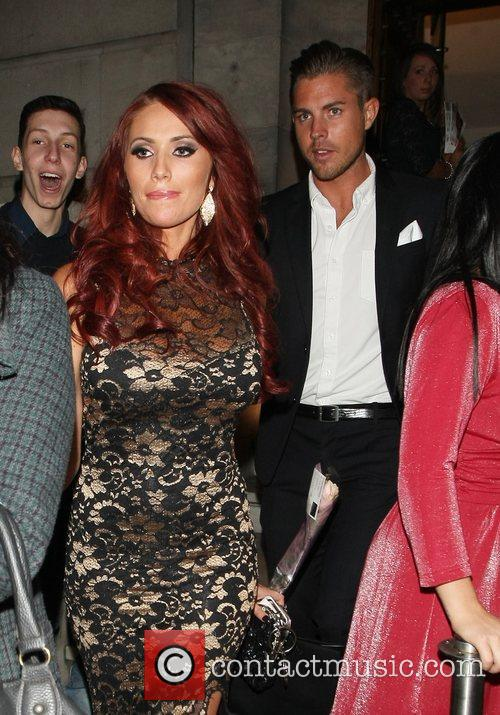 Amy Childs and David Peters 9