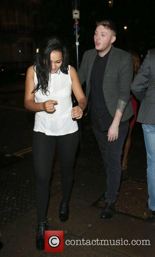 James Arthur and Aura Nightclub 5