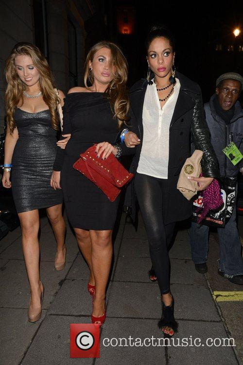 Lauren Goodger and Aura Nightclub 4