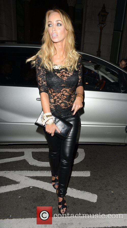 Lauren Pope and Aura Nightclub 8