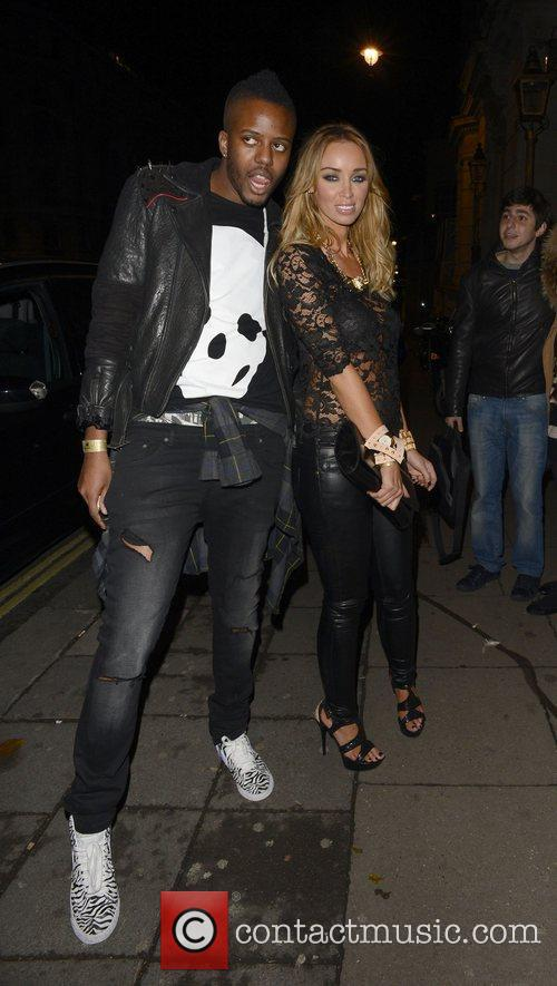 Lauren Pope and Aura Nightclub 9